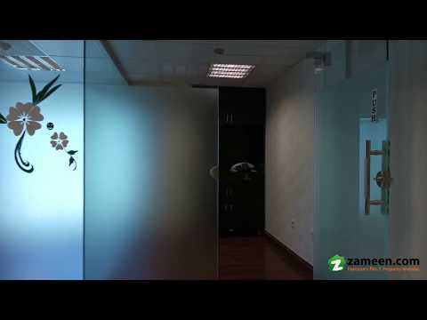 1,350 Sq. Ft. OFFICE FOR RENT IN BLUE AREA ISLAMABAD