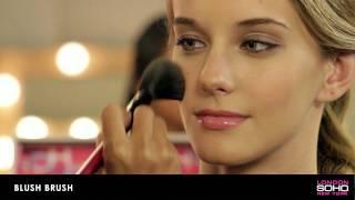 SOHO Silk Makeup Brush Collection - Blush Brush Thumbnail