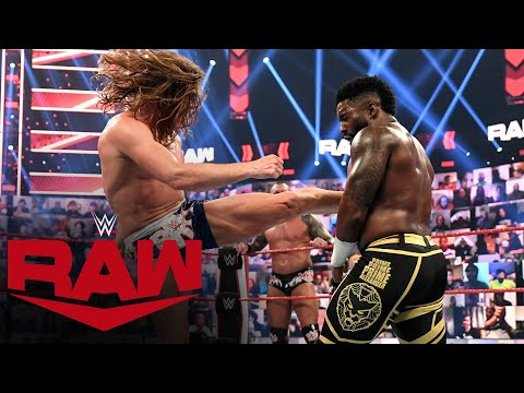 Randy Orton & Riddle vs. Shelton Benjamin & Cedric Alexander: Raw, April 26, 2021