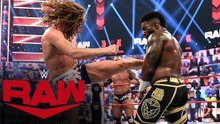 Randy Orton & Riddle vs. Shelton Benjamin & Cedric Alexander: Raw, April 26, 2021