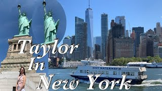 New York, Du lịch New York cùng Taylor Part #1 - Taylor in New York - Taylor Recipes - Cuộc Sống Mỹ
