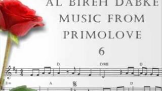 AL BIREH DABKE MUSIC FROM PRIMOLOVE 6