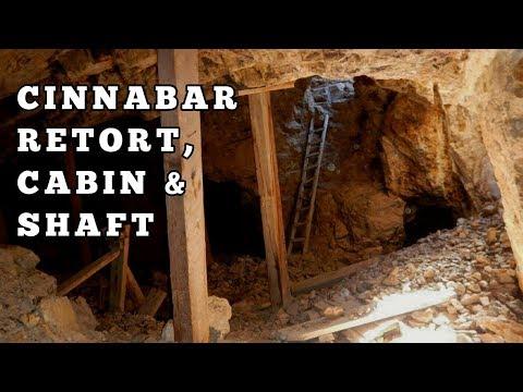 Exploring The Hitt Mine - A Nevada Cinnabar Mine