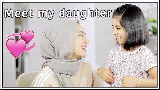 Meet my Daughter   Amena