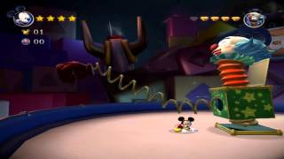 (LW)Castle of Illusion Starring Mickey - Boss 2