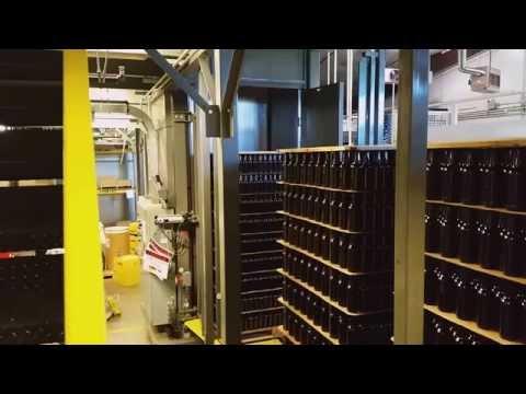 Deschutes Brewery Bottling Line