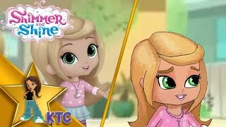 ★ How to Draw Shimmer and Shine Leah - Draw With Me (Drawing for Kids)
