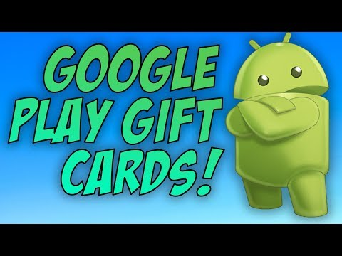 Free Google Play Gift Cards - How To Get Free Google Play Codes