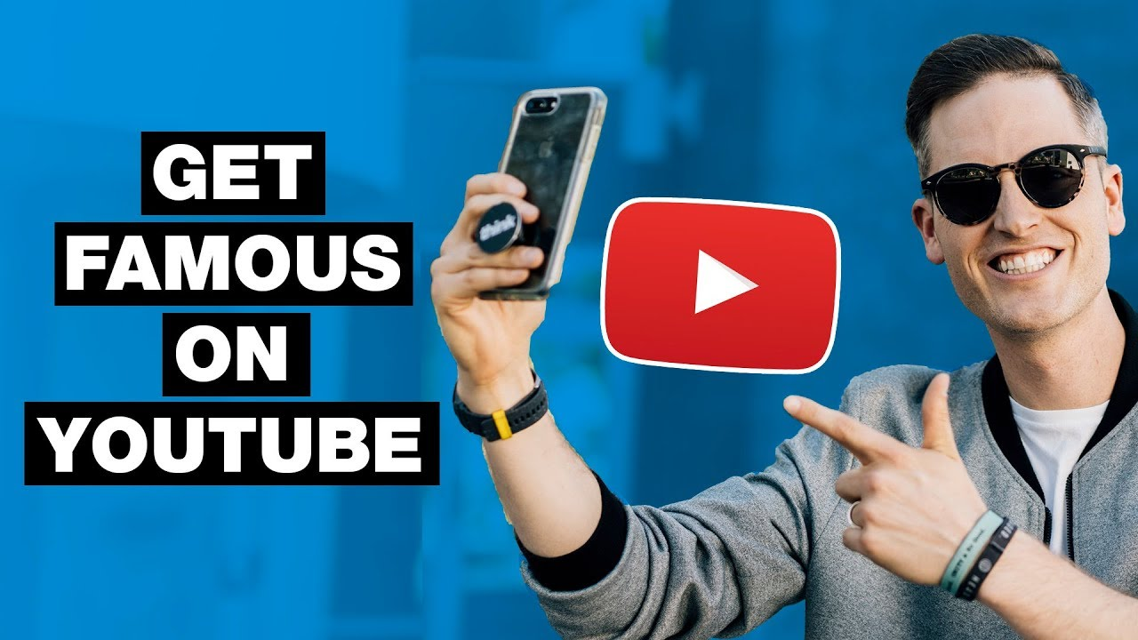How To Become Famous On Youtube Youtube