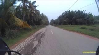 Day 10 - Kuala Selangor to Hutan Melintang (2x speed)