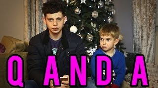 CAN A 5 YEAR OLD TWERK?   QnA With My BROTHER!