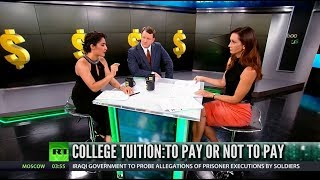 [879] College Tuition: To pay or not to pay?