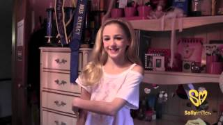 Chloe of Dance Mom's Gives Sally Miller Fans a Special Room Tour