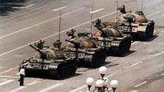 14 六四坦克人Tank Man 王维林的录像