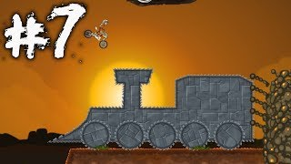 MOTO X3M Bike Racing Game - All Bikes unlocked Gameplay Walkthrough Part 7 (iOS, Android)