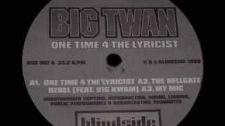 Big Twan-My Mic (Instrumental)