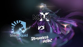 🔴LIQUID VS EHOME | BO3 | MDL CHENGDU MAJOR |  PLAY-OFF |  LOSER BRACKET