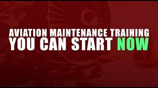 Aviation Maintenance Technology | Partially Online | Spartan College