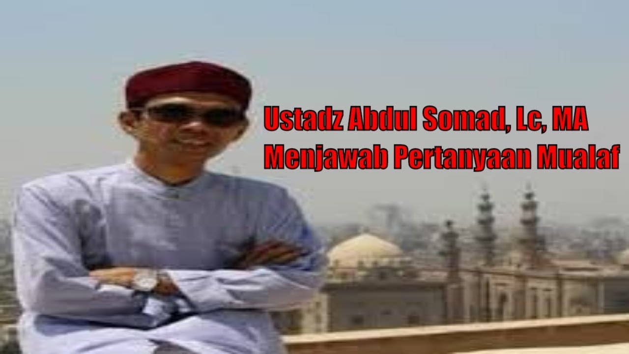 Ustadz Abdul Somad, Lc, MA - Abdul Somad Menjawab ...