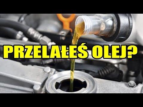 A co gdy nalejesz za dużo oleju do silnika? #MOTODORADCA