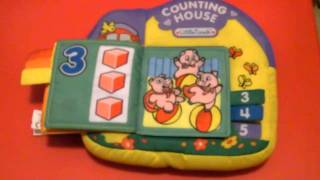 Counting House Animal Party Leap Frog Book