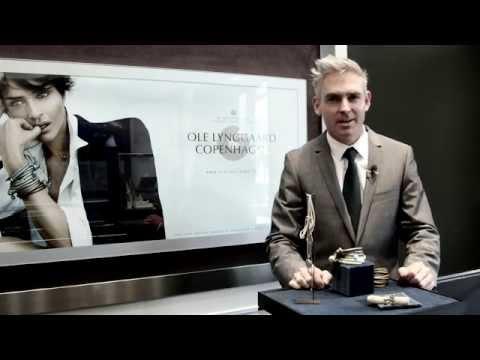 Ole Lynggaard Copenhagen Leather Wraps for Sweet Drops | Jewellery Melbourne