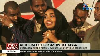 Kenya Red Cross recognises hundreds of volunteers at awards gala