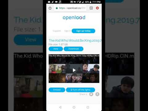 """How To Download """"The Kid Who Would Be King"""" Hd For Free."""