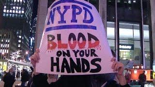 Eric Garner Protesters Shut Down West Side Highway
