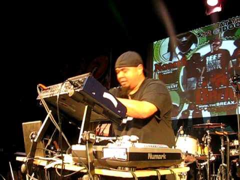 DJ Kechup .. Camera video - @ the Breax Show @ the Movement in San Marcos ca