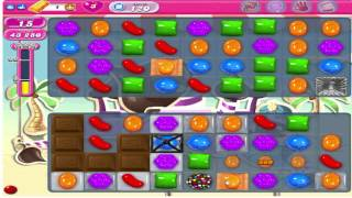 Candy Crush Saga Level 120 - No Boosters (with commentary)