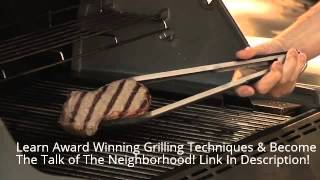 How To Make Perfect Crosshatch Grill Marks | Amaze Your Friends With Perfect Looking Meat