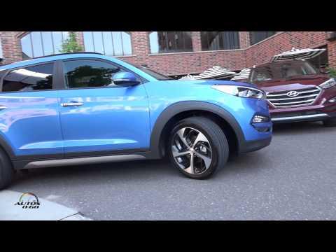 2016 Hyundai Tucson first look in Minnesota