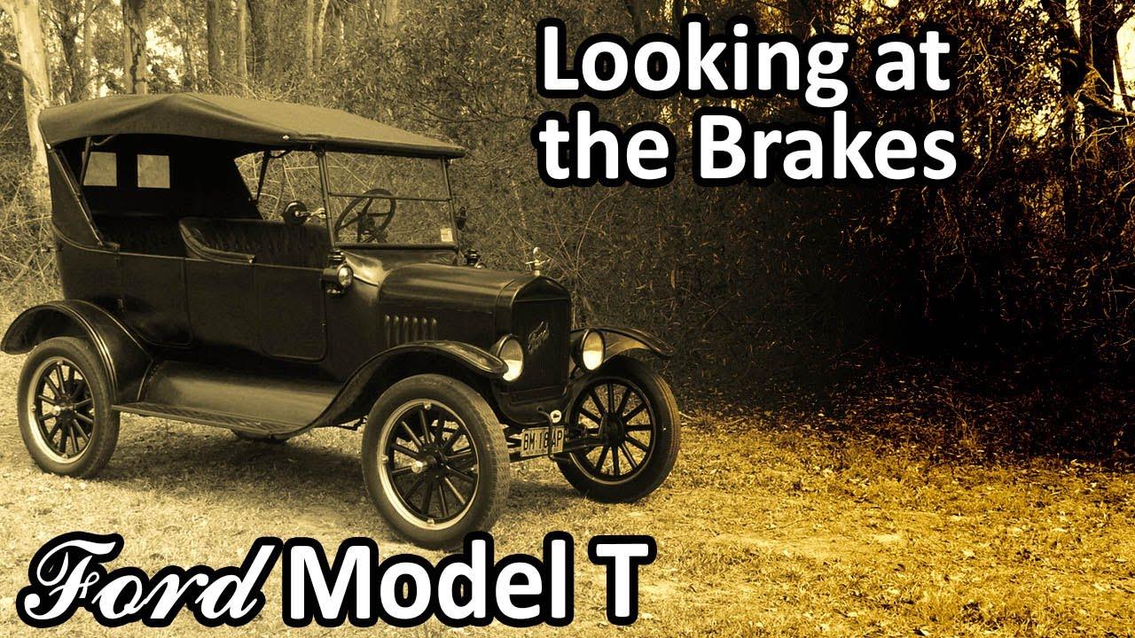 1924 model t brakes