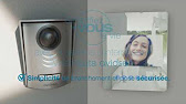 Interphone vidéo EXTEL MEMO 2 - Installation - YouTube