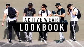 ACTIVE WEAR LOOKBOOK - 4 OUTFITS FOR THE GYM  | JAIRWOO