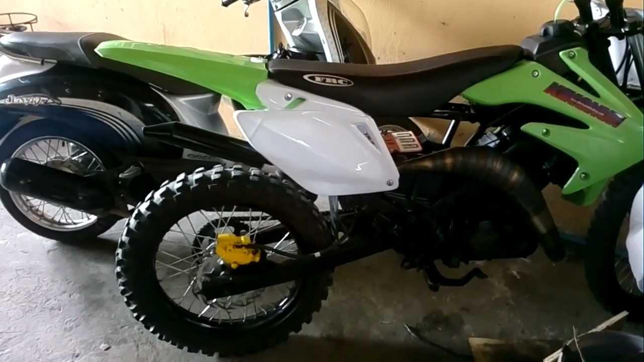 Honda Nova Dash 125 Motocross