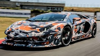 The Lamborghini Aventador SVJ Walkaround | Top Gear
