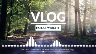 Erik Lund - One Day In Paradise   Free Music For Vlogs