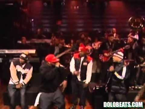 Wu-Tang Clan Perform 6 Directions Of Boxing Live On Jimmy Fallon