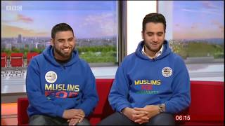 BBC TV Breakfast Interview with AMYA UK on 2017 Festive Season Efforts