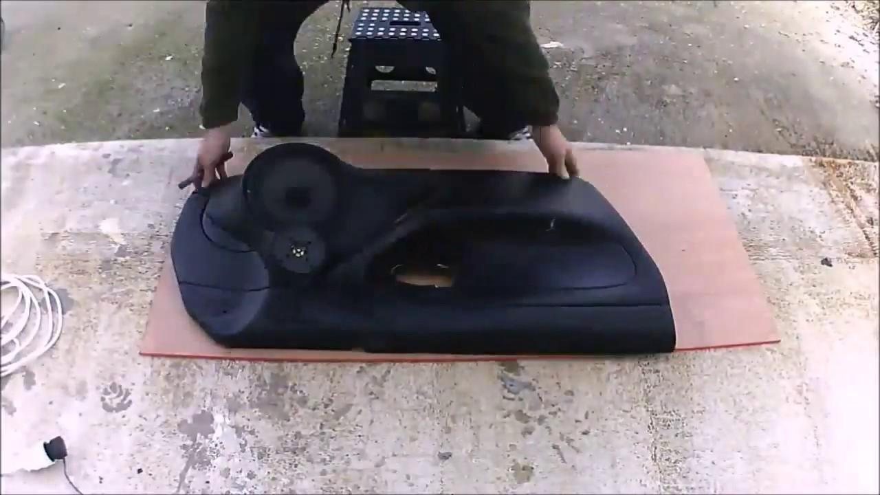 Miata Custom Door Panels Diy
