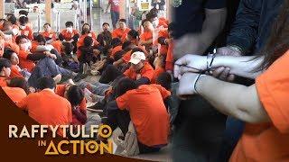 301 CHINESE ILLEGAL ALIENS, PINOSASAN NG IMMIGRATION AT IDINEPORT PABALIK NG CHINA!
