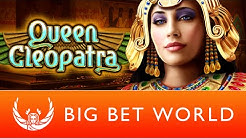 Queen Cleopatra - Online video slot by Octavian Gaming - Play it at Big Bet World Casino