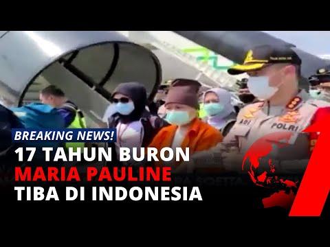 [Breaking News] 17 Tahun Buron, Pembobol Bank BNI Sebesar Rp 1,7 Triliun Tiba di Tanah Air   tvOne
