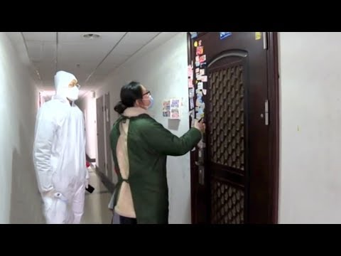 Wuhan's Search For Undetected Coronavirus Cases