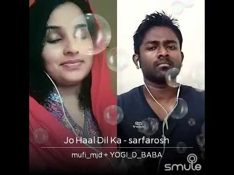 Jo Haal Dil Ka African Kumar Sanu Sings Duet..!!!