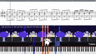[Piano] Ukigumo[DDDot](FULL) - HigeDriver