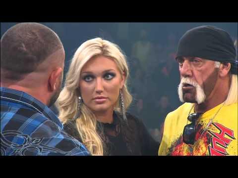 Hulk Hogan Wants Answers About Brooke And Bully Ray. - Nov. 29, 2012