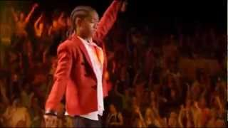 Justin Bieber Ft. Jaden Smith - Never Say Never (Madison Square Garden)